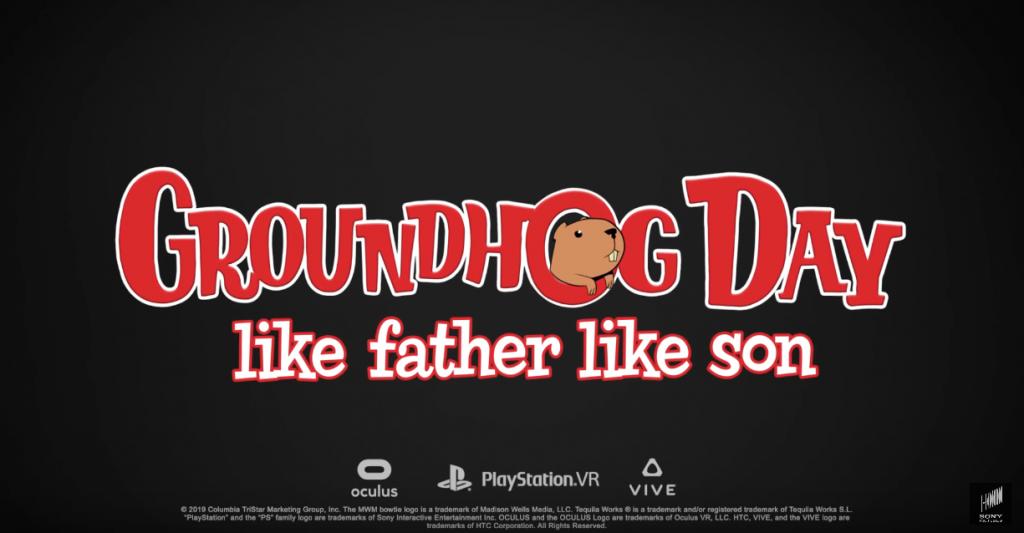 Groundhog-Day-VR-Like-Father-Like-Son-PlayStation-VR-PSVR-Oculus-RIft-HTC-Vive
