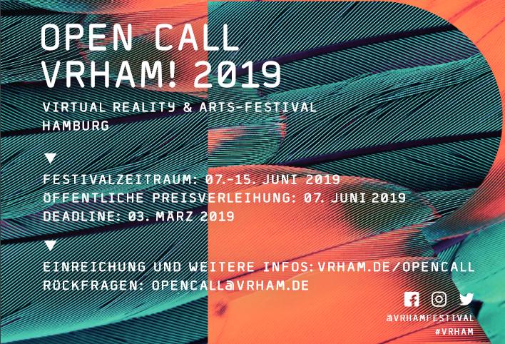 VRHAM!2019-Hamburg-VR-Art