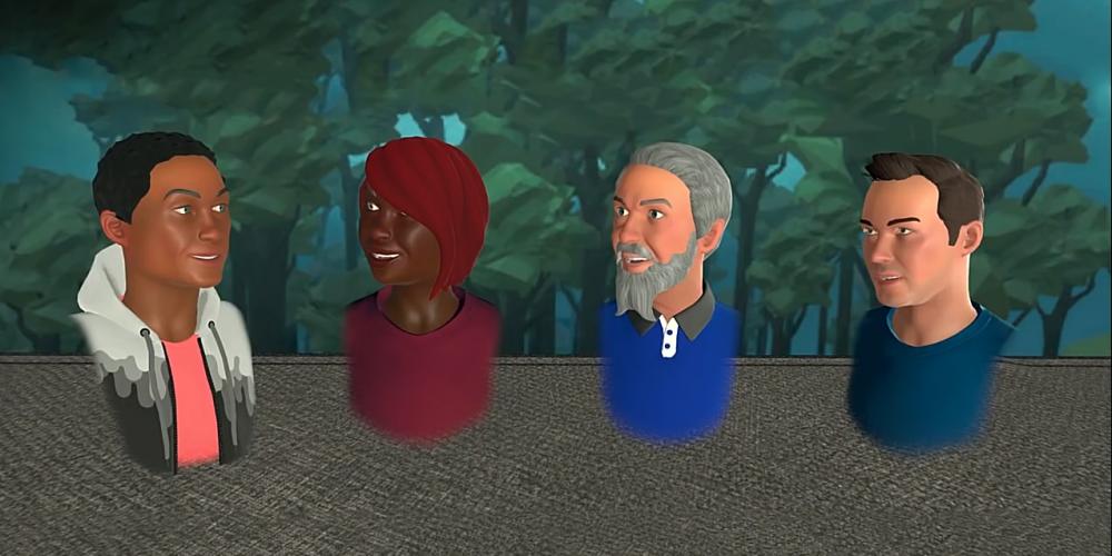 Oculus-expressive-avatar