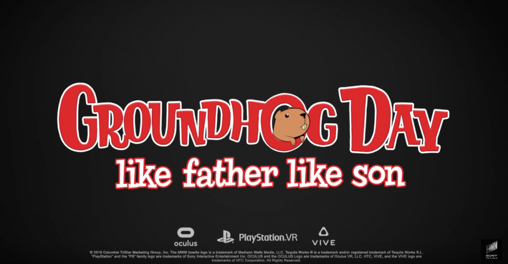 Groundhog-Day-VR-Like-Father-Like-Son-PlayStation-VR-PSVR-Oculus-RIft-HTC-Vive
