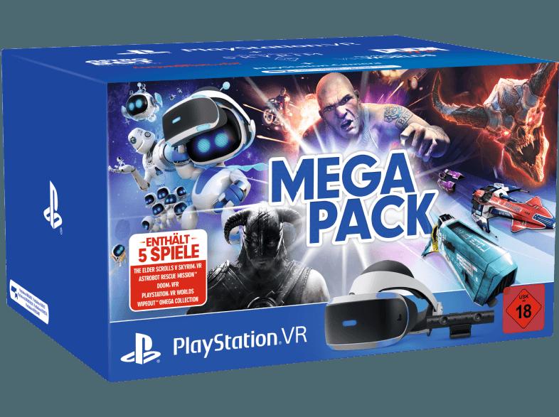 PlayStation VR (PSVR) Deal  PlayStation VR Megapack derzeit für 259 Euro bei  Media Markt und Amazon erhältlich cbf23f1756