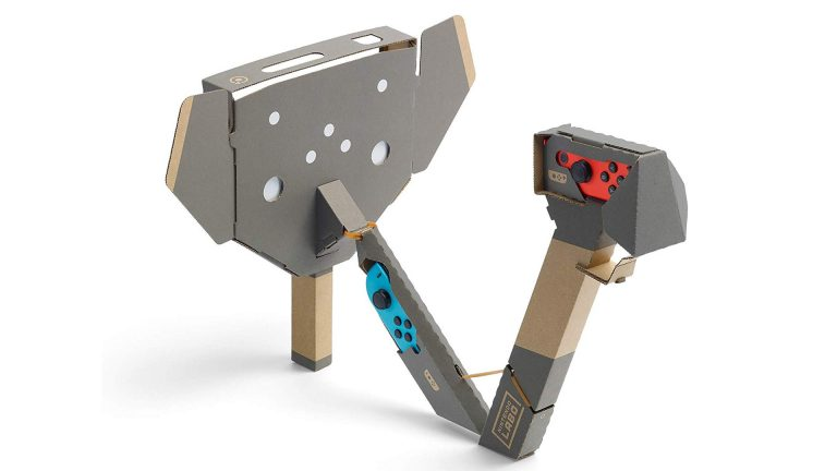 Nintendo-Switch-Labo-VR-Set-Toy-Con-Elefant