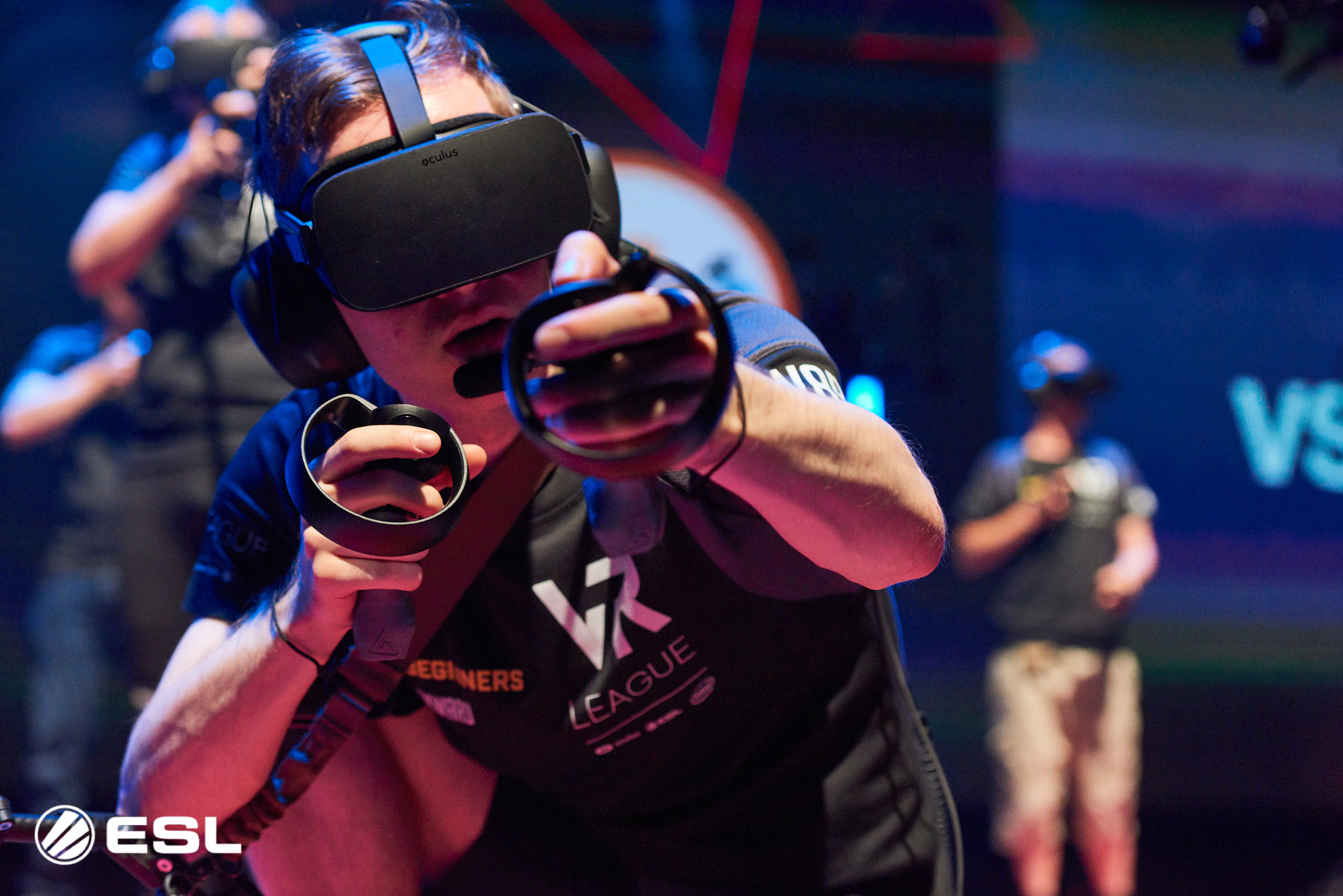 VR-League-ESL-Oculus-Echo-Combat-Echo-Arena-Onward-Space-Junkies-vSports-eSports
