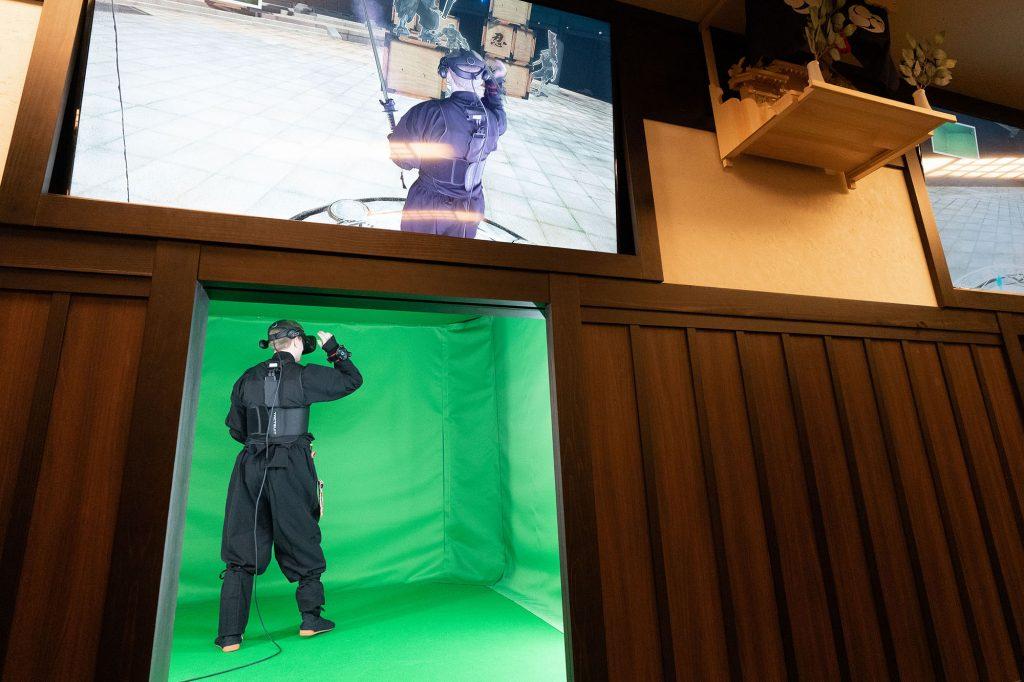 VR-Ninja-Dojo-Tokio-Japan-HTC-Vive