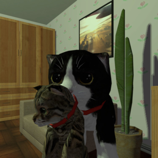 Konrad-the-Kitten-PlayStation-VR-PSVR