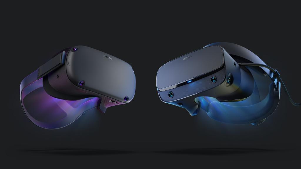 Oculus Quest und Oculus Rift S