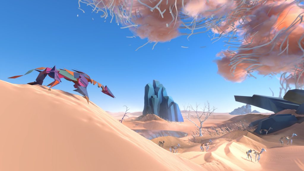 Paper-Beast-PlayStation-VR-PSVR-Eric-Chahi
