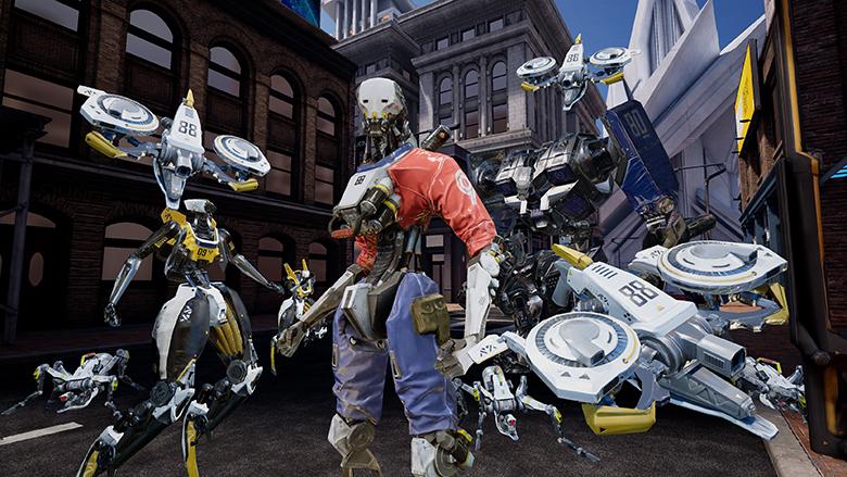 Robo-Recall-Oculus-Quest