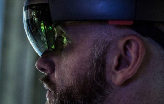 HoloLens für Blinde