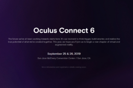 Oculus Connect 6