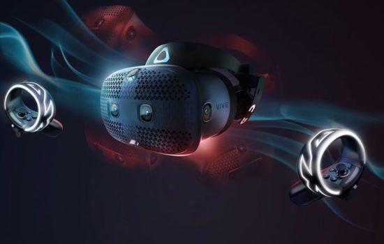 neues Vive Cosmos Design