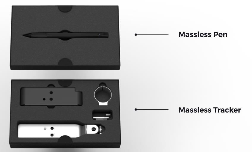 Massless Pen
