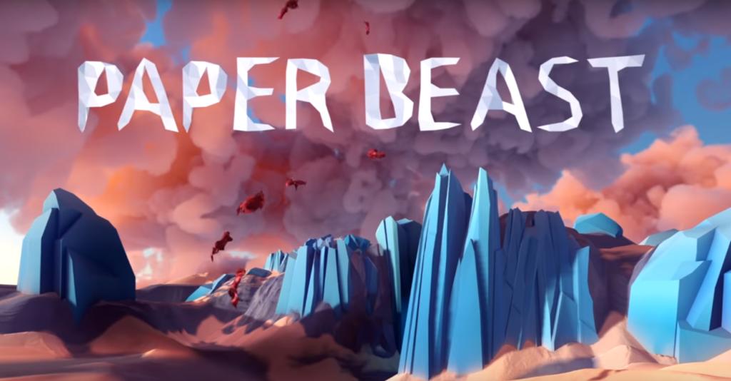 Paper Beast 1