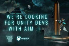 Unity Entwickler gesucht