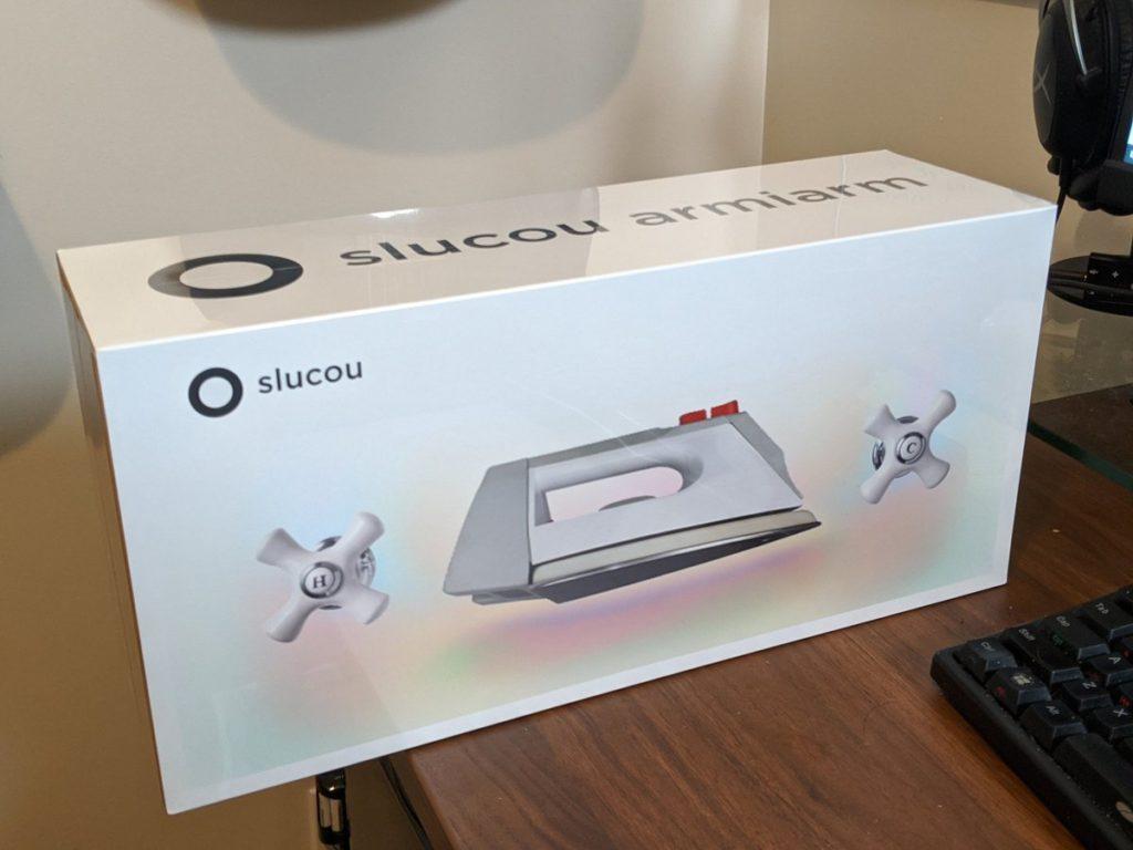 Oculus Quest Bügeleisen