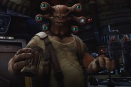 Star Wars: Tales from the Galaxy's Edge VR