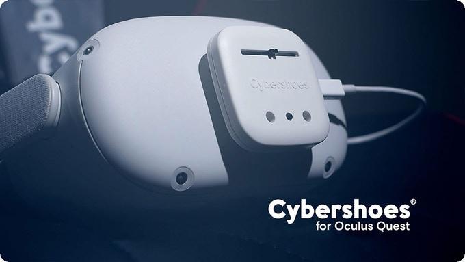 Cybershoes für Oculus Quest