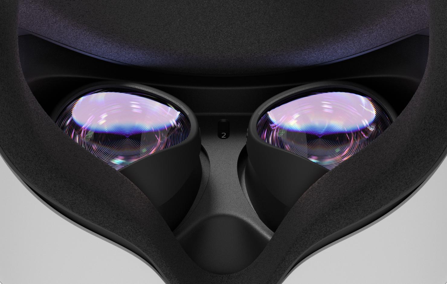 Oculus Quest 2 Linsen