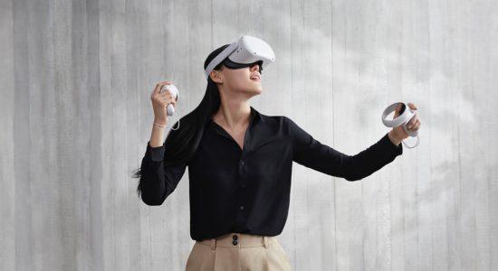 Oculus Quest Bild auf den PC übertragen