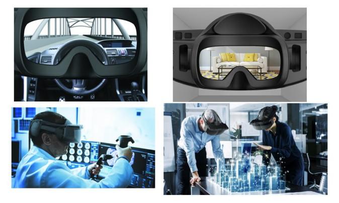 JVC zeigt VR-Brille