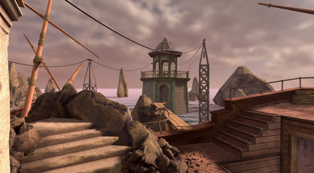Myst Quest