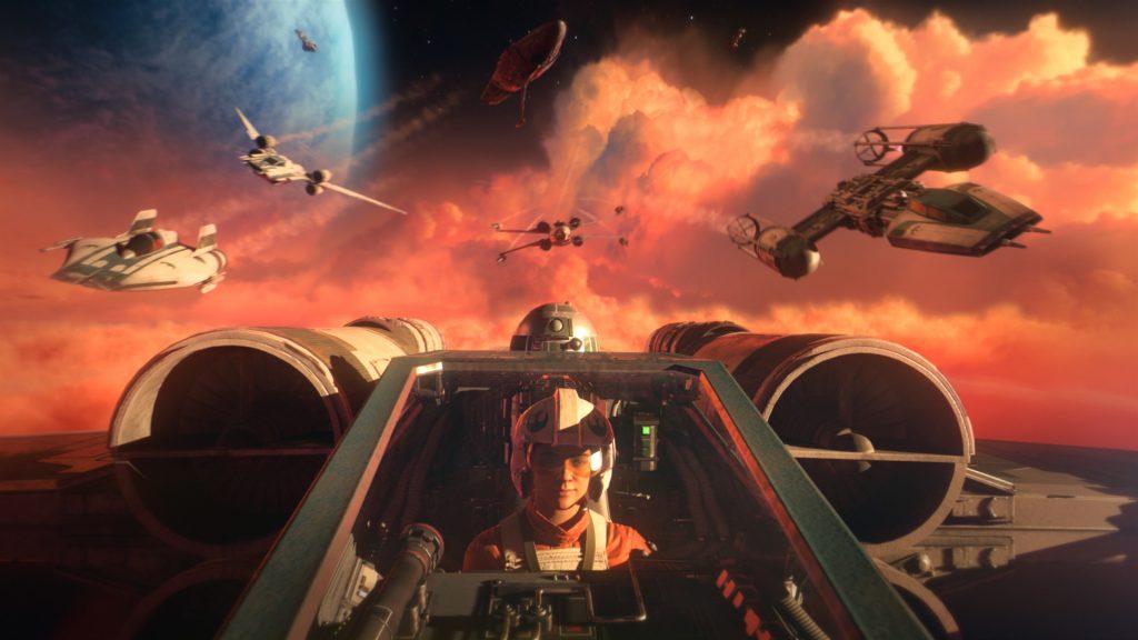 Star Wars: Squadrons Update bringt Performance-Optionen