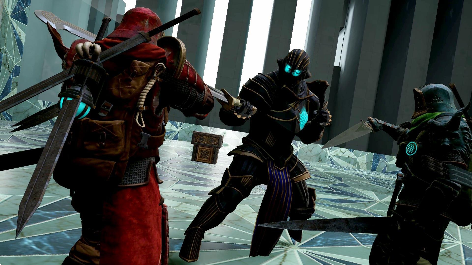 Swords of Gargantua PSVR