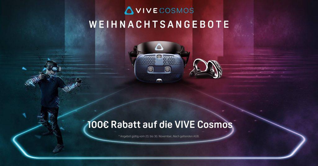 Cyber-Week bei HTC VIVE