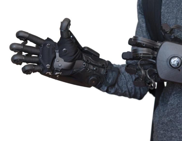 HaptX Gloves DK2