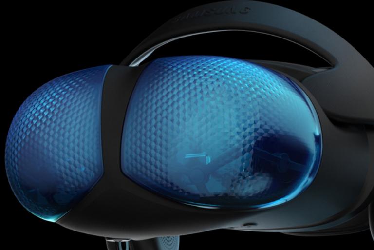 VR-Controller von Samsung