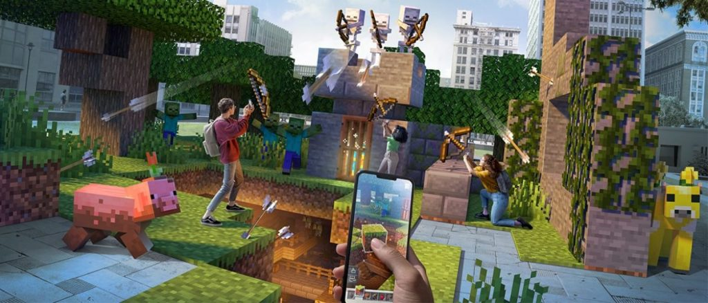 Minecraft Earth eingestellt