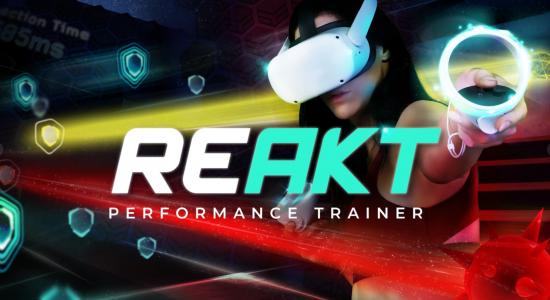 REAKT Performance Trainer für Oculus Quest