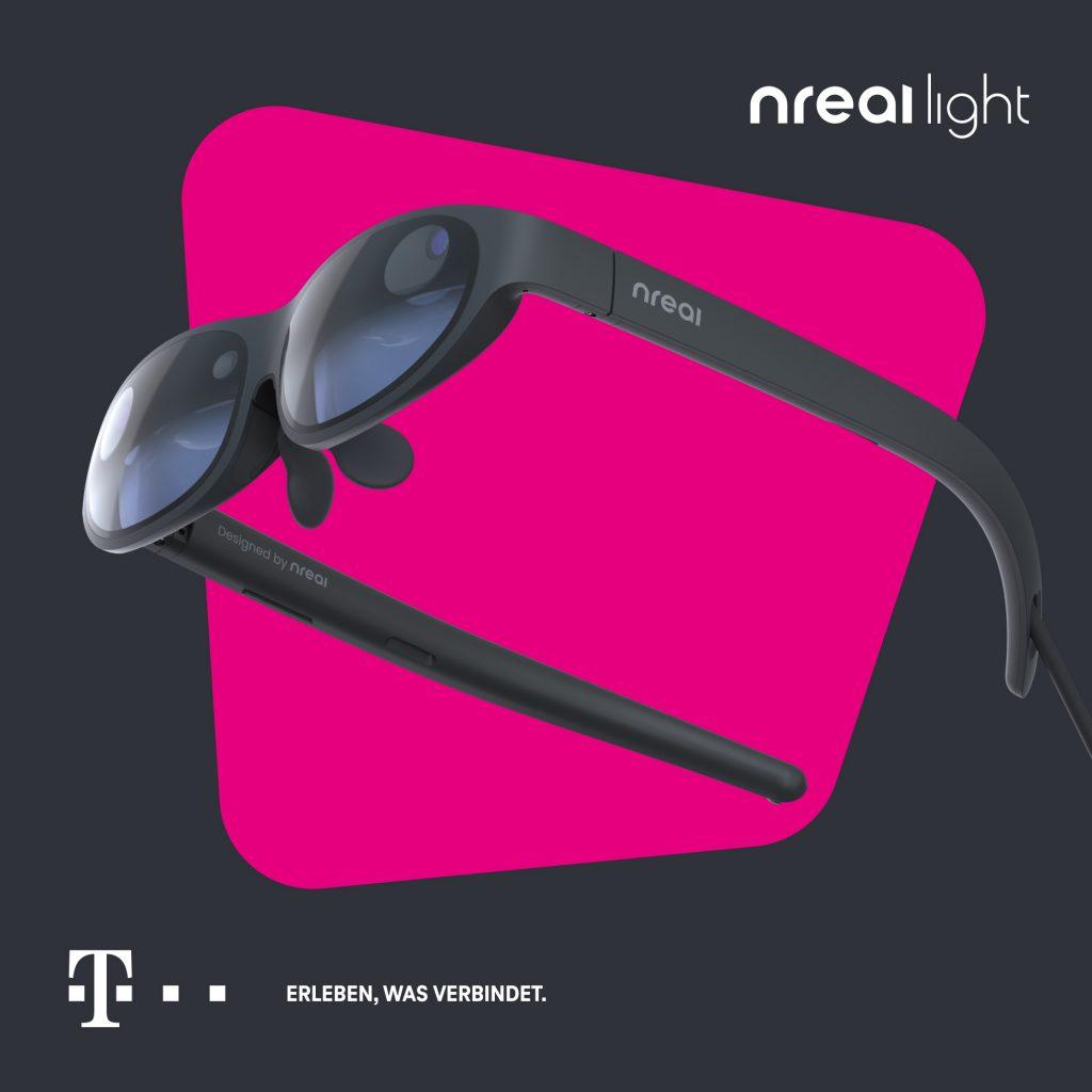 Telekom Nreal Light