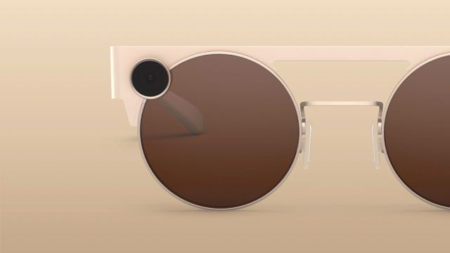 Snapchat Spectacles AR