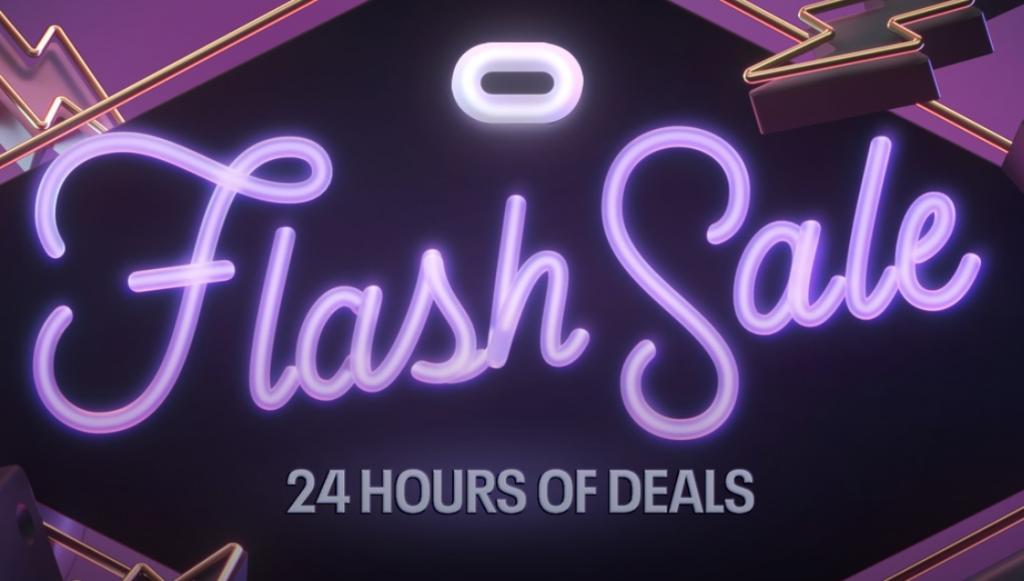 Oculus Flash Sale