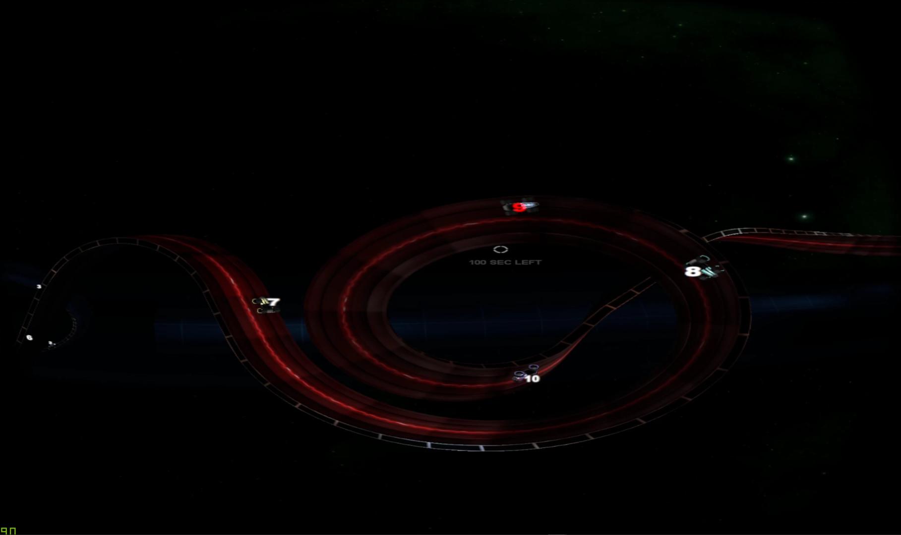 ORBTRAIN - Slot Racing (PC VR)