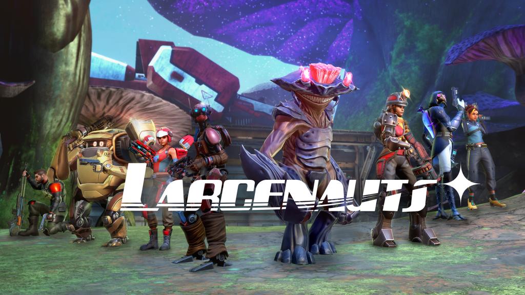 Larcenauts