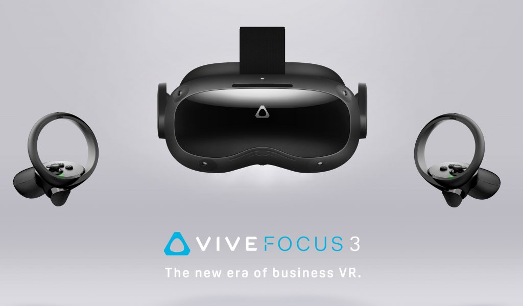 Vive Focus 3 vorgestellt