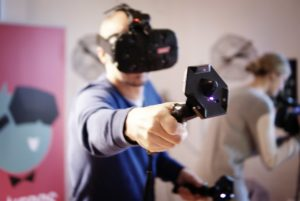 VR-Nerds HTC Vive