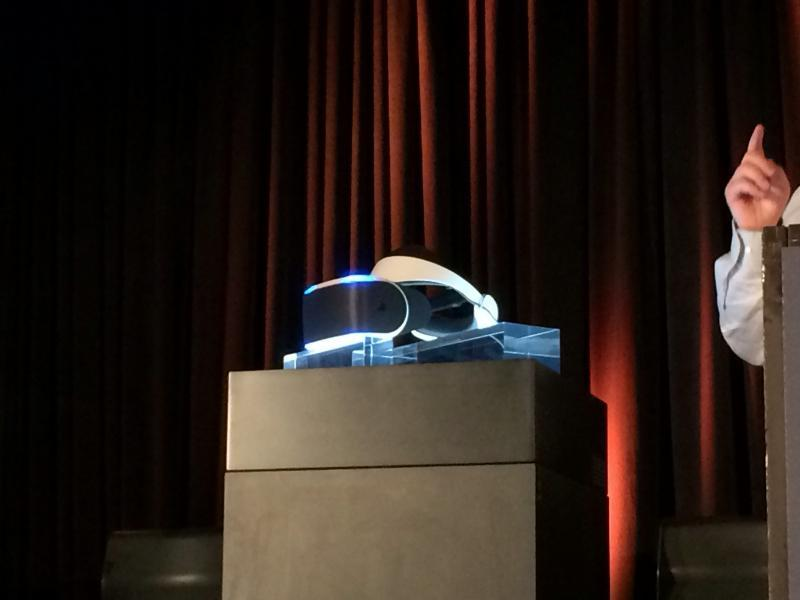 sony, ps4, virtual reality, project morpheus, headset