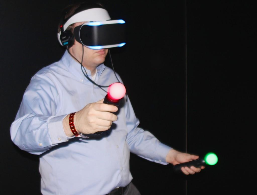oculus rift, project morpheus