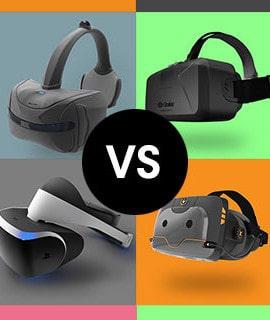 virtual reality, headset übersicht, hmd, vr-brille, vr, virtuelle realität, vr-headset,project morpheus, oculus rift, gameface, glyph, VR brillen vergleich