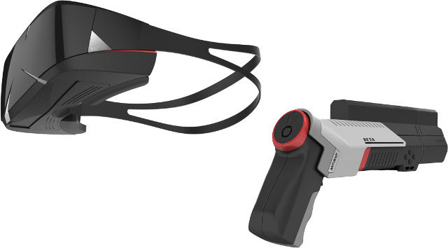 antvr, oculus rift, virtual reality, china