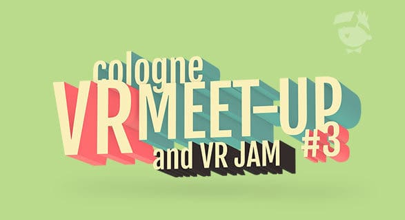 Virtual Reality, Meetup, Köln, Cologne, VR Nerds, oculus rift