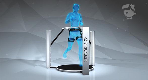 cyberith virtualizer, vr nerds, oculus rift, virtual reality