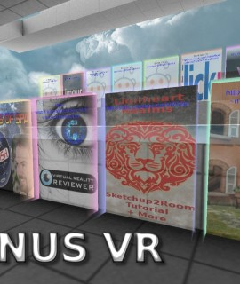 Janus VR, Browser, Oculus Rift, Virtual Reality