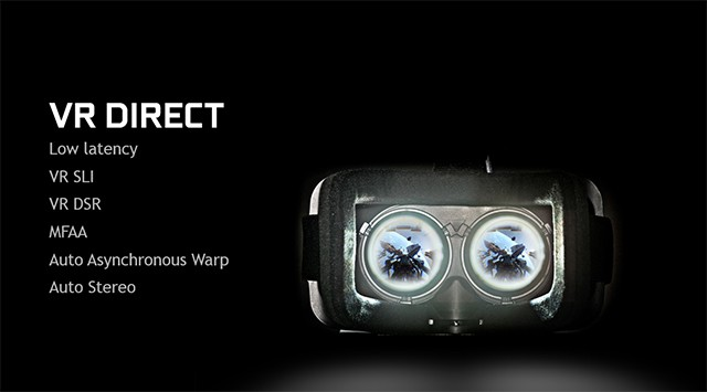 nvidia, vr direct, oculus rift, vr features,