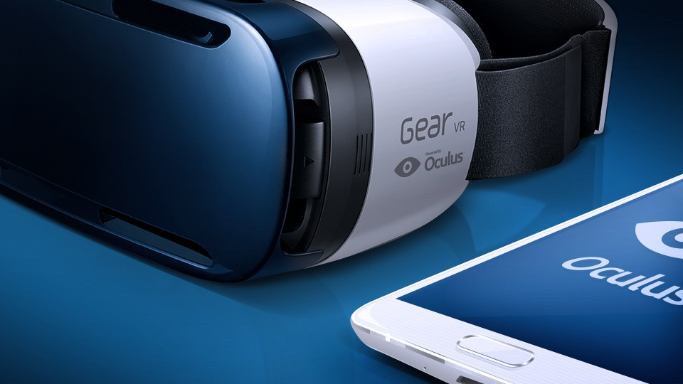 gear vr und galaxy note 4