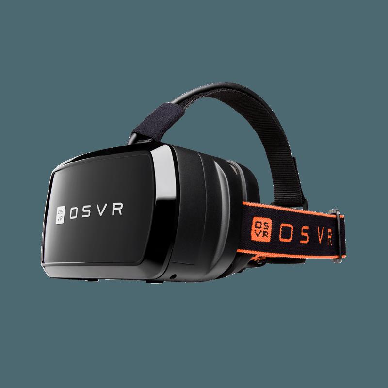 OSVR, VR, oculus rift, open-source, vr-brille, vr-headset