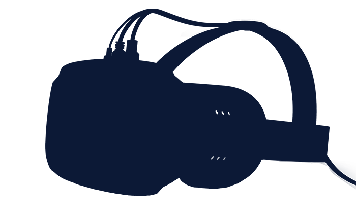 SteamVR Silhouette